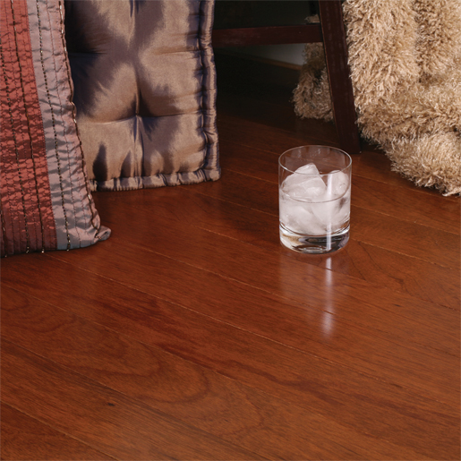 Bacana, Copaiba Chestnut Engineered Flooring 3/8''x 5'x4'