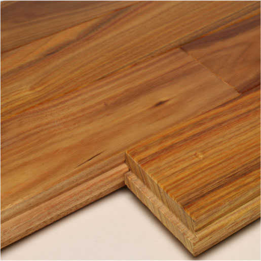 Tarara hardwood flooring prefinished engineered tarara for Prefinished flooring