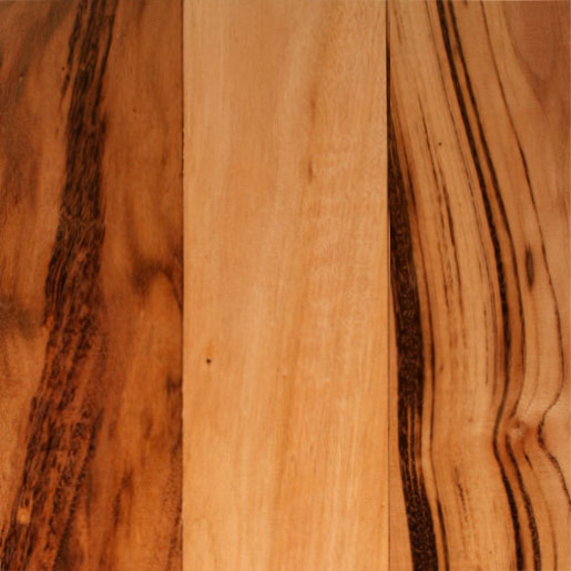 Tigerwood Select and Better Prefinished Flooring