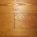 Southern Yellow Pine Antiqued Golden Honey Prefinished Flooring