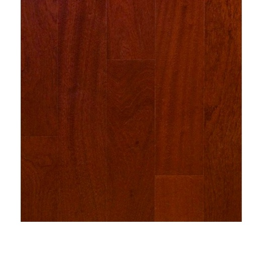 Khaya / African Mahogany Select and Better Prefinished Flooring
