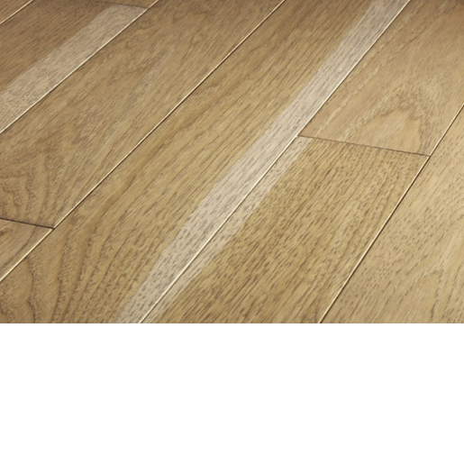 Hickory Natural Prefinished Flooring