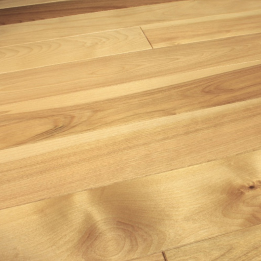 Yellow Birch #2 and Better Prefinished Flooring