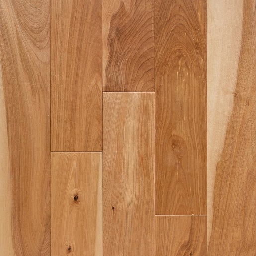 Red Birch Character Prefinished Flooring