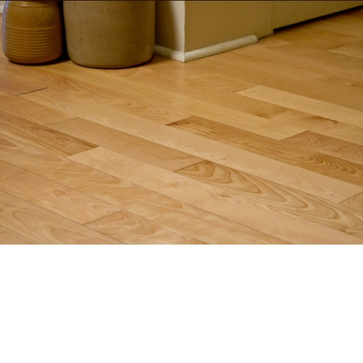 Yellow Birch Clear Prefinished Flooring