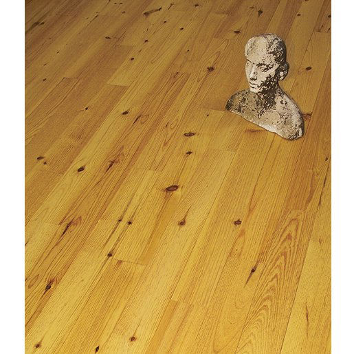Caribbean Heart Pine Rustic Prefinished Flooring