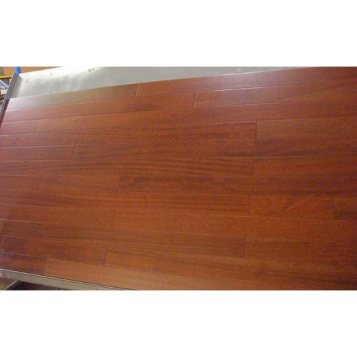 Brazilian Cherry Stained Brazilian Cherry