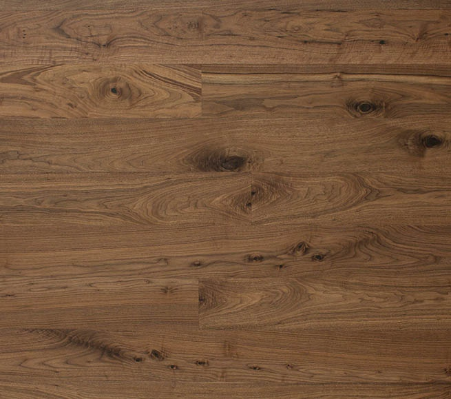 Walnut 7 8 x 7 1 2 x 6 39 premium 6mm wear layer smooth for Engineered wood floor 6mm