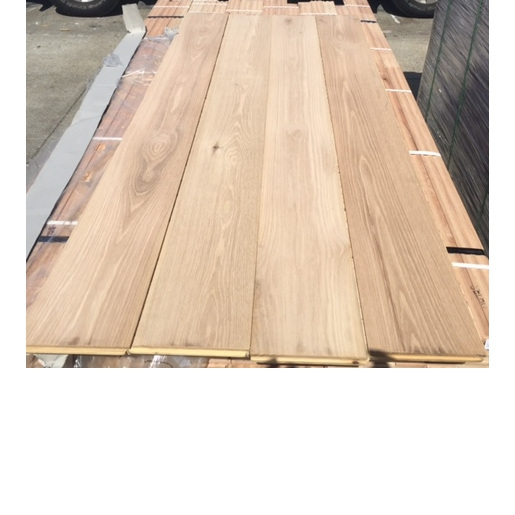 White oak 3 4 x 7 1 2 x 6 39 select 6mm wear layer square for Engineered wood floor 6mm