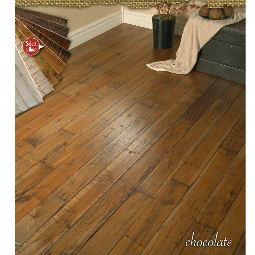 Maple #1 Common and Better Prefinished Flooring