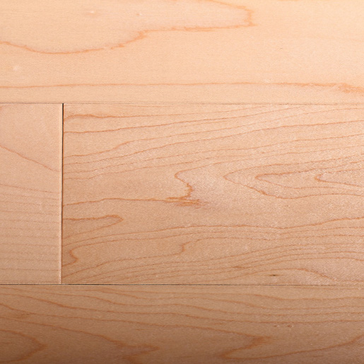 "Maple Clear Hardwood Flooring: Maple Clear 3/4"" X 4"" X 1-7' Clear **DISCONTINUED"