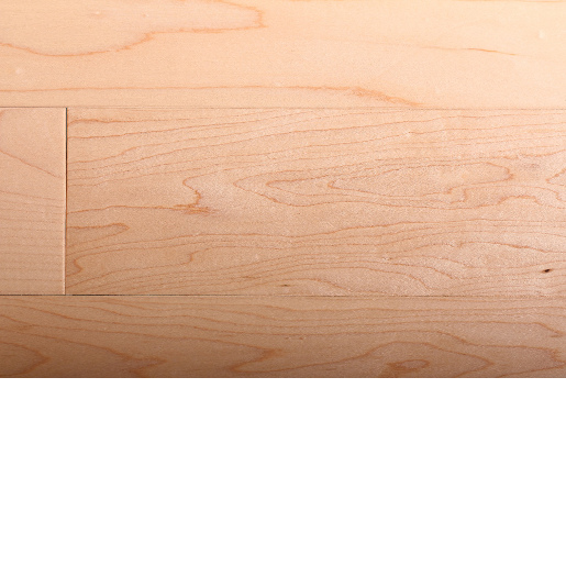 Maple Clear Prefinished Flooring