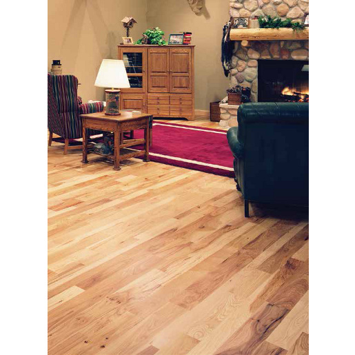 Hickory Select Prefinished Flooring