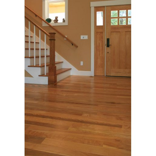 Red Birch Hardwood Flooring Prefinished Engineered Red