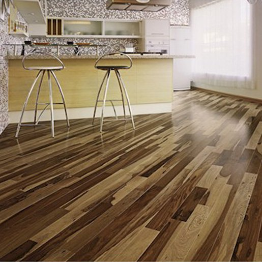 Brazilian Hickory Hardwood Flooring Prefinished