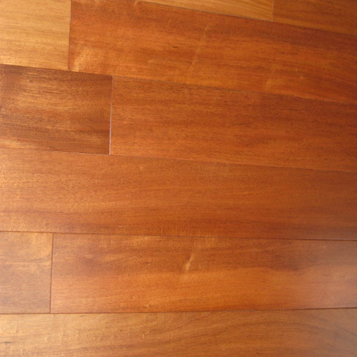 Royal mahogany hardwood flooring prefinished engineered for Mahogany flooring