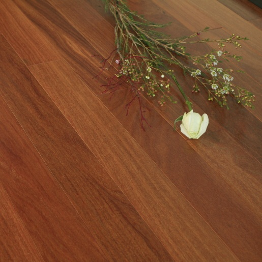 Cumaru dark hardwood flooring prefinished engineered for Red cumaru flooring