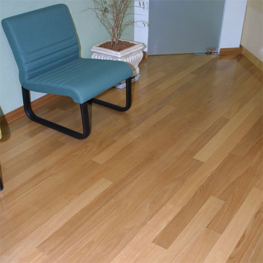Tauari Clear Prefinished Flooring