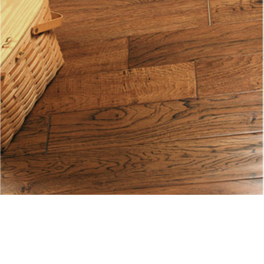 Hickory chateau 9 16 x 5 x 1 5 39 4 5 39 mill run 4mm wear for Mill run grade hardwood flooring