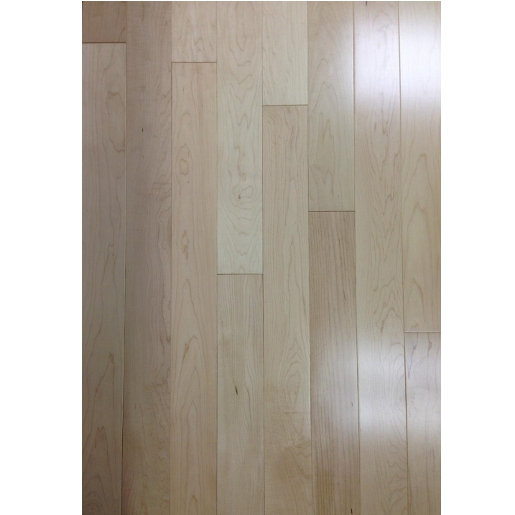 Maple First Grade Prefinished Flooring