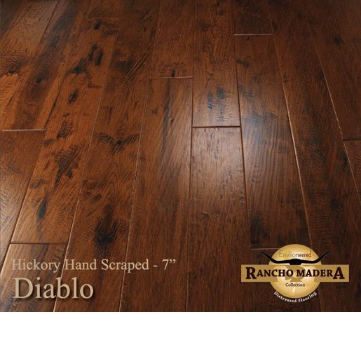 Hickory Diablo Engineered Character 5168