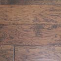 Hickory Saloon Series Saddle Engineered Prefinished Flooring