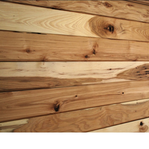 Hickory Rustic Unfinished Rustic 5904
