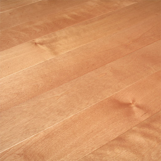 Birch hardwood flooring prefinished engineered