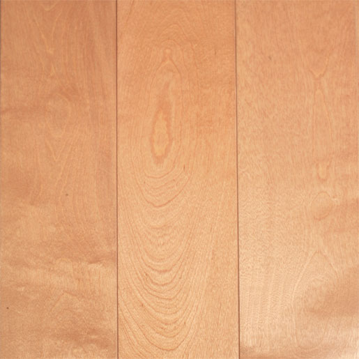 Engineered flooring birch