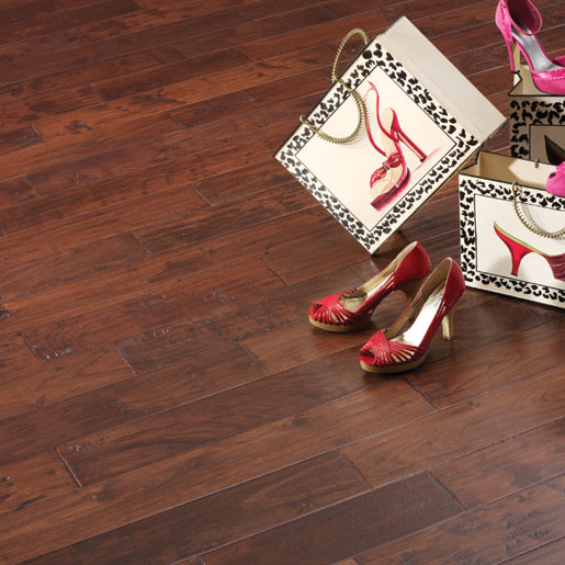 Walnut Harrington  Engineered Prefinished Flooring