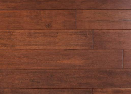 Maple Gunstock Engineered Prefinished Flooring