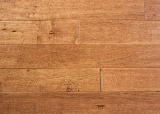 Maple Sunset Engineered Prefinished Flooring