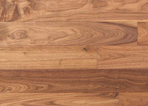Walnut Natural Engineered Prefinished Flooring