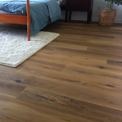 Save White Oak Rustic 3mm Wear Layer Engineered Prefinished Flooring