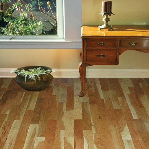 Cherry Character Grade 3mm Wear Layer Engineered Prefinished Flooring