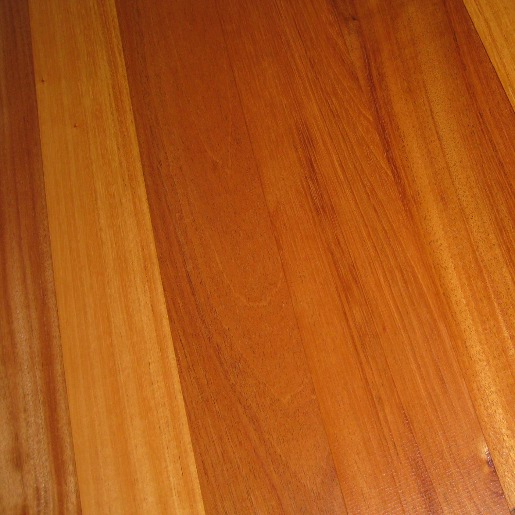 Genuine Mahogany Select And Better Unfinished Flooring