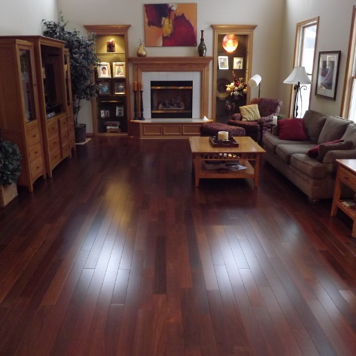 Save; Ipe Clear Prefinished Flooring