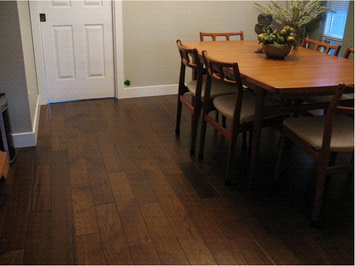 Save; Hickory Cabin Grade 4mm Wear Layer Engineered Prefinished Flooring