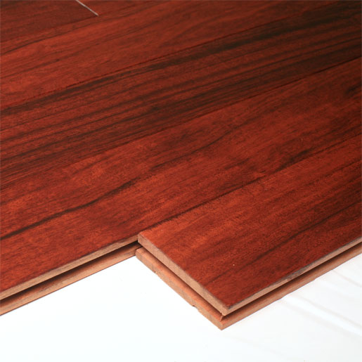 Patagonian Rosewood Natural Red Prefinished Clear 3987