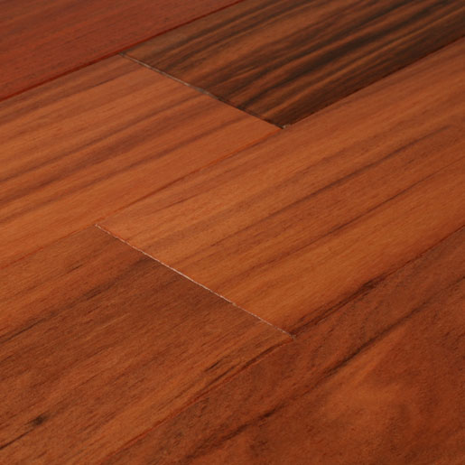 Patagonian Rosewood  Unfinished Flooring