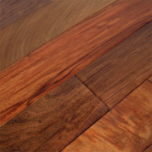Lapacho hardwood flooring prefinished engineered lapacho for Prefinished flooring