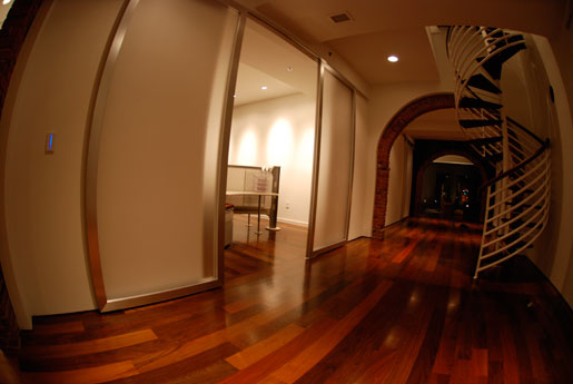 Ipe Clear Unfinished Flooring