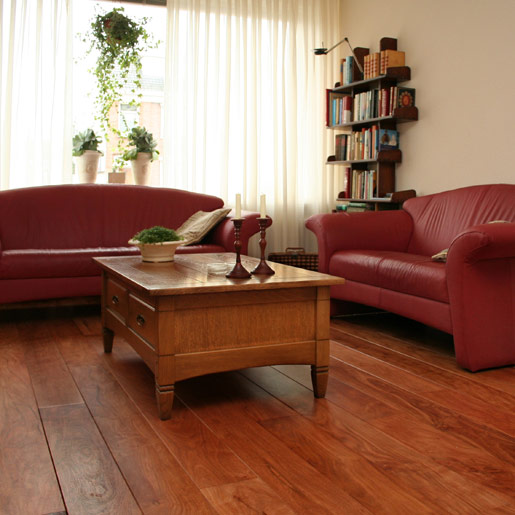 how to clean prefinished wood floors