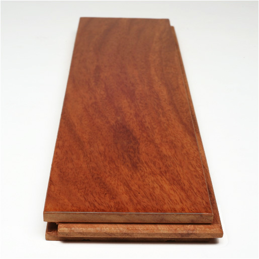 Santos Mahogany Select Unfinished Flooring