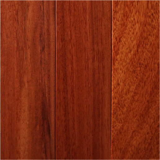 Santos Mahogany Hardwood Flooring Prefinished Engineered