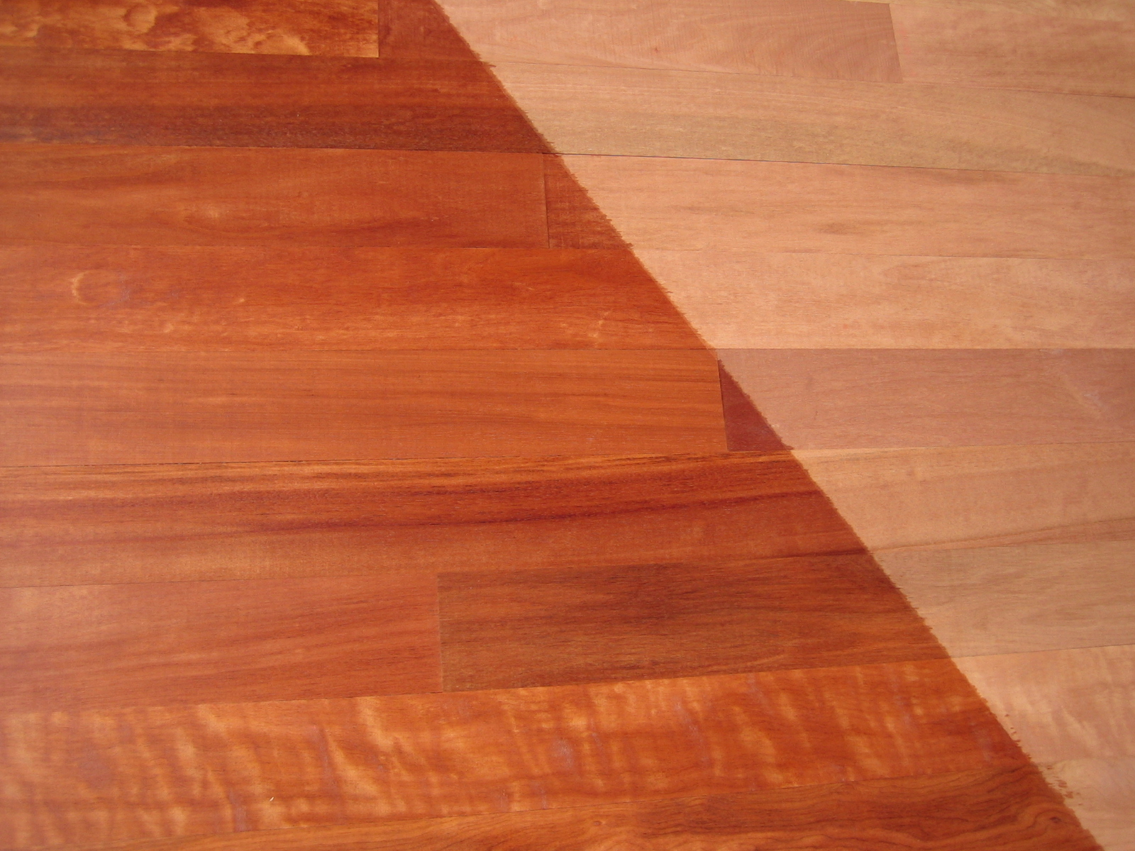 Unfinished brazilian cherry hardwood flooring gurus floor Unfinished hardwood floors
