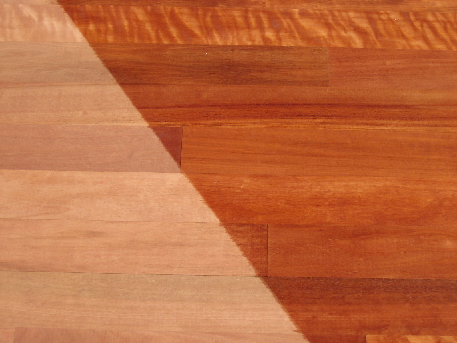 Moabi Guajara Hardwood Flooring Prefinished Engineered