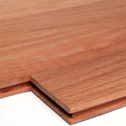 Tiete Rosewood Clear Unfinished Flooring