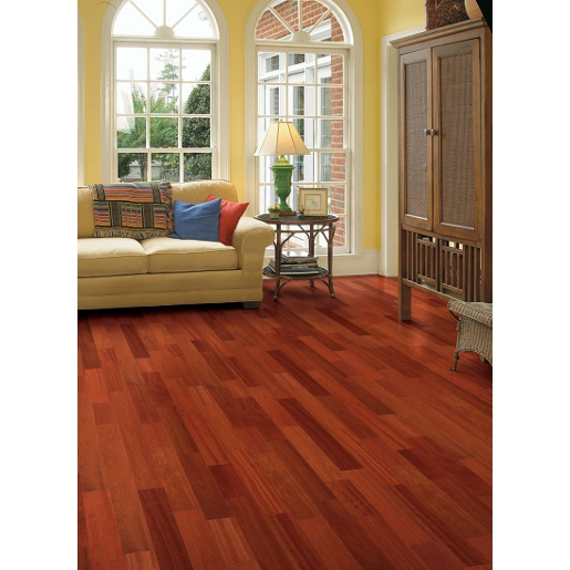 Brazilian Cherry Select 2mm Wear Layer Engineered Prefinished Flooring