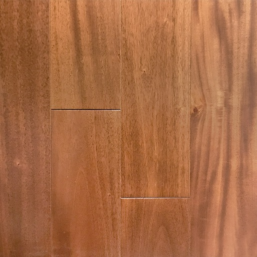 Genuine Mahogany Select 1.5 mm Wear Layer Engineered Prefinished Flooring